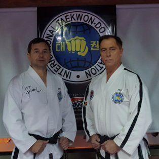 dos santafesinos participaran del mundial de taekwondo itf en bielorrusia