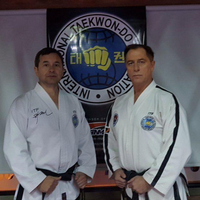 Dos santafesinos participarán del Mundial de Taekwondo ITF en Bielorrusia