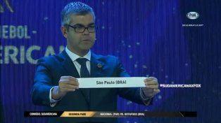 Colón se medirá contra el San Pablo por los 16avos de la Sudamericana