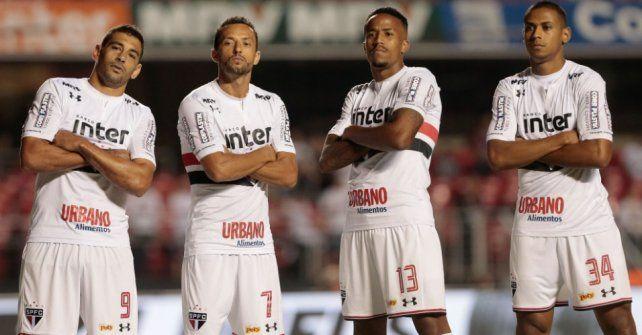 Copa Sudamericana: San Pablo, el grande de Brasil que se medirá contra Colón
