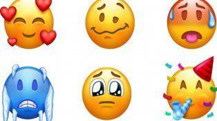 Estos son los 150 nuevos emojis