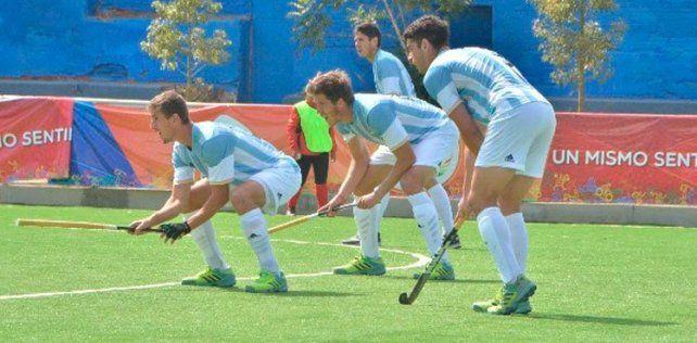 Los Leones llegaron a la final de los Juegos Odesur