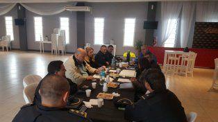 Inseguridad en la autopista: acordaron mejorar la iluminación y el patrullaje policial