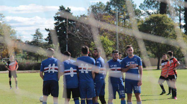 La Liga Coliseo vivió otra jornada a puro fútbol en su predio