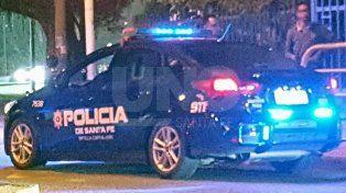 Barranquitas: luego de una persecución detuvieron a dos sujetos armados
