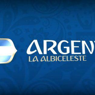 mira el video de como la fifa presenta a la seleccion argentina