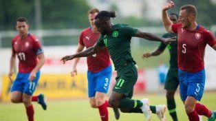 Nigeria sigue sin encontrar la victoria de cara a Rusia 2018