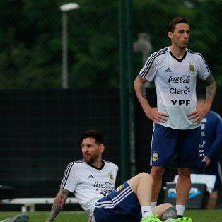 argentina llega al mundial en el quinto puesto del ranking