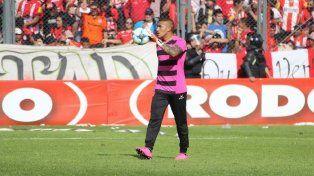 ¿Ignacio Arce tiene chances de jugar en Unión?
