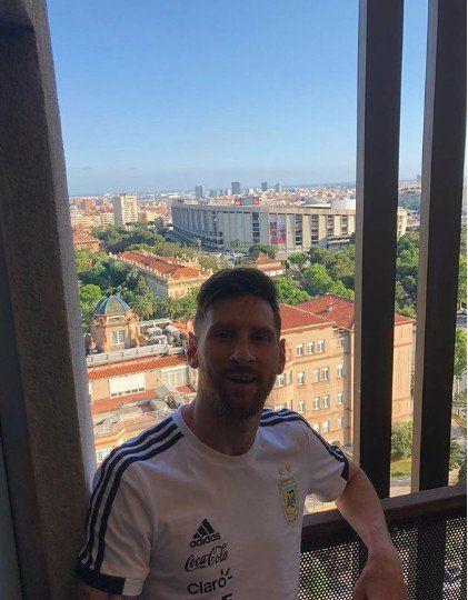 Messi: Hay jugadores para pelearle a cualquiera