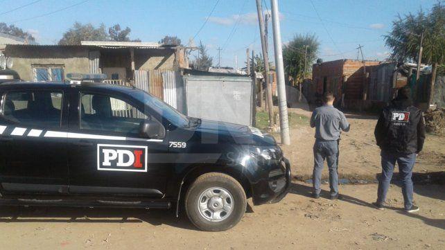 Los vecinos de barrio Loyola, víctimas del enfrentamiento armado entre bandas