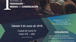 Encuentro Regional de Periodismo y Medios de Comunicación