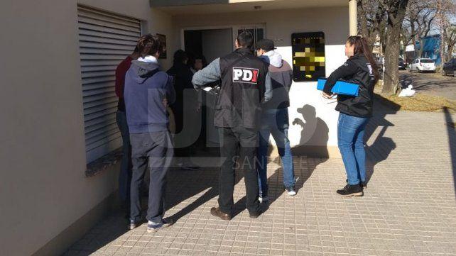 Apresaron a una pareja de estafadores en la ciudad de Esperanza