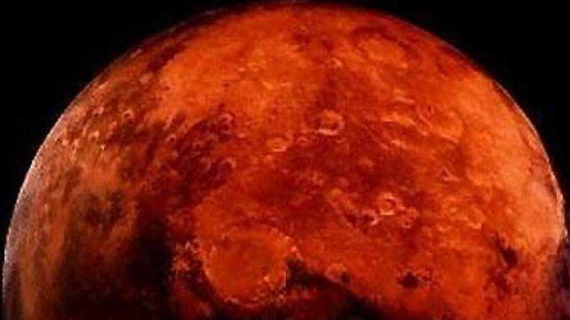 La perturbadora foto en Marte que revelaría la vida extraterreste