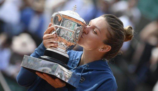 Simona Halep es la reina de Roland Garros