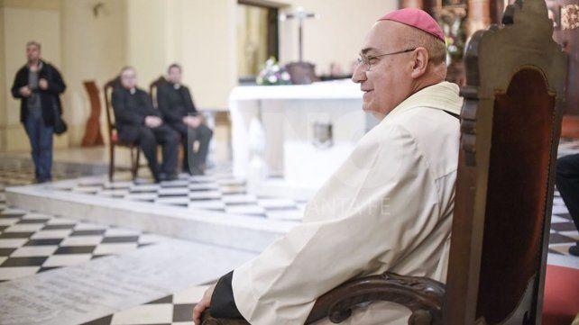 Sergio Fenoy, nuevo arzobispo de Santa Fe: Creo que hay muchas ganas de salir adelante