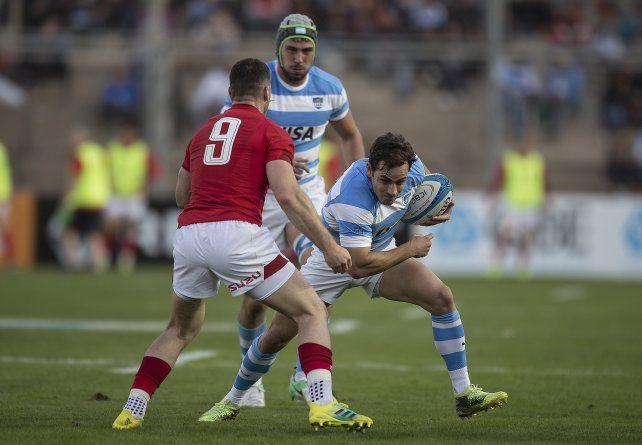 Los Pumas cayeron con Gales