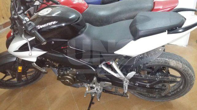 Incautaron tres motos que habían robado en Villa Hipódromo y Constituyentes