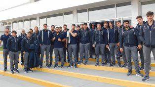 Los Pumas llegaron a Santa Fe