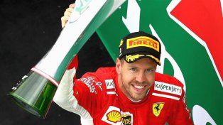 Sebastián Vettel ganó de punta a punta en Canadá