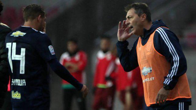 La U de Chile goleó en el debut de Kudelka como DT