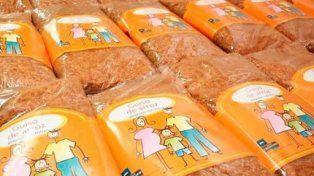 La UNL ofreció 25.000 raciones de alimentos, tras la erupción de un volcán en Guatemala