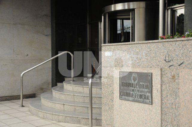 En el TOF. El pasado jueves salió la resolución condenatoria para Diego De La Mata.