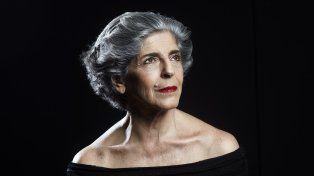 Cristina Banegas celebra a Paco Urondo