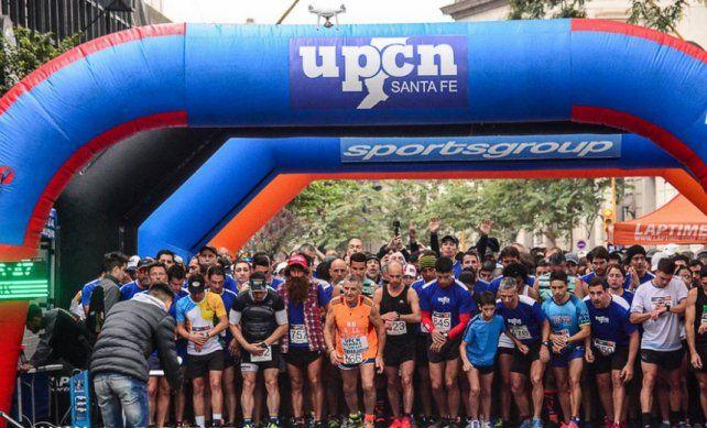Otro gran acompañamiento para el Maratón UPCN
