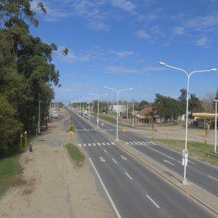 Trabajos. Se realizarán 13 kilómetros de desagües, 10,5 kilómetros de pavimentación de las colectoras y una ciclovía.