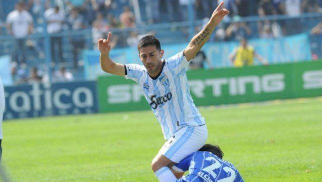 Guillermo Acosta es un nombre que le interesa a Eduardo Domínguez