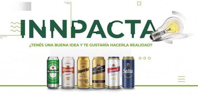 Cerveza Santa Fe lanzó una nueva edición de Innpacta