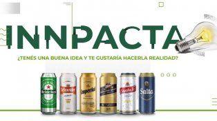 Cerveza Santa Fe lanzará una nueva edición de Innpacta