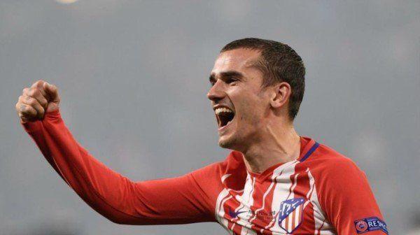 Griezmann anunció que se queda en el Atlético de Madrid