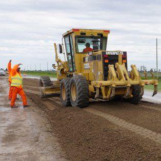 Costos. El asfalto modificado subió un 79 por ciento entre mayo de 2017 y el mismo mes de este año.