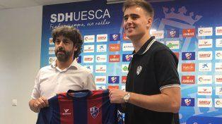 Colón le apunta a un delantero argentino que juega en España