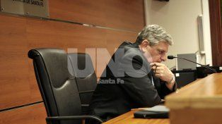 Definición. El juicio express se dio ante el juez Jorge Patrizi quien deberá definir próximamente si dicta sentencia.