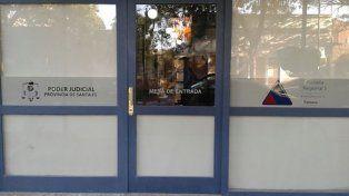 El juicio se llevó a cabo en la Fiscalía Regional Quinta con sede en Rafaela