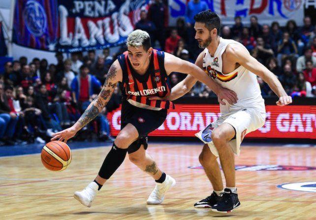 San Lorenzo quiere quedar a un paso del tricampeonato