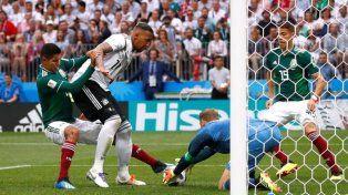 El campeón del mundo hace su estreno en Rusia frente a México