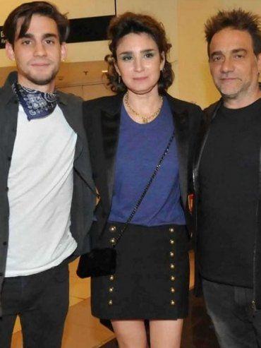 La grave denuncia del hijo de Valeria Bertucelli y Vicentico contra la policía
