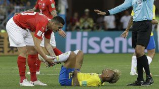 Brasil no pudo con Suiza y quedó en deuda en su debut en Rusia 2018