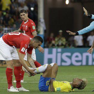 brasil no pudo con suiza y quedo en deuda en su debut en rusia 2018