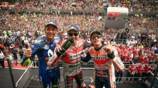 Lorenzo ganó el GP de Cataluña de Moto GP