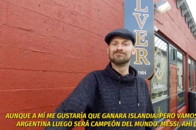 Captura de video - Fuente: INFOBAE