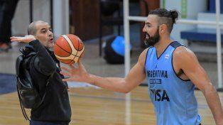 la seleccion argentina de basquet inicia su preparacion para otra ventana fiba