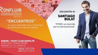 Santiago Bulat: Pymes: un recorrido por la macroeconomía