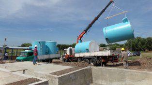 Se inaugura la planta potabilizadora para el noroeste de la ciudad