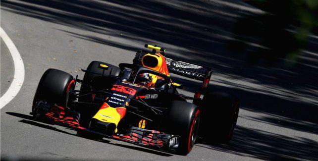 Red Bull llevará motores Honda a partir de 2019
