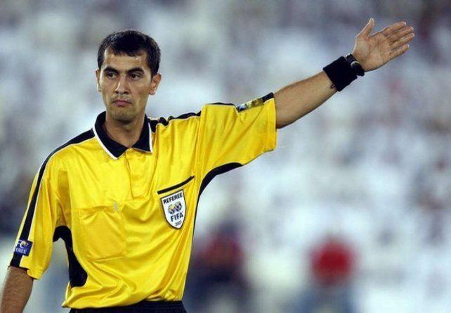 Un árbitro uzbeco para controlar Argentina y Croacia